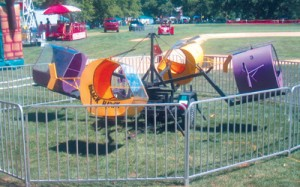 Airwolf Helicopter Kiddie Ride | Kiddie Rides New Jersey