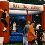 Batting Buddy | Bar Mitzvah Entertainment Ideas