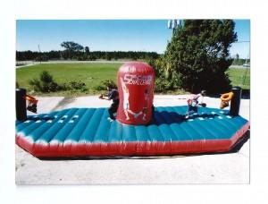 Bungee Challenge | Inflatable rentals New Jersey