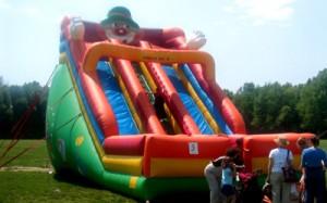 Rent a Circus Slide NJ | Inflatable Rentals PA
