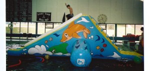 Dolphin Slide | NJ inflatable rentals