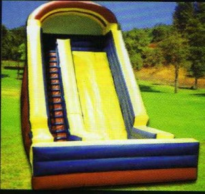 Giant Slide for Rent NY, PA, NJ, DE, MD