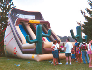 Grand Canyon Slide | Giant Slide Rentals NY, NJ