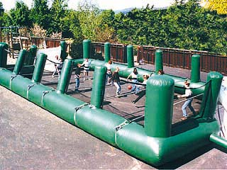 Human Foosball NJ | Party Rentals Philadelphia