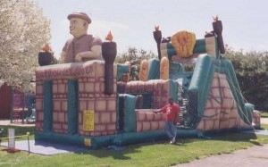 Survivor Island | inflatable rentals NJ