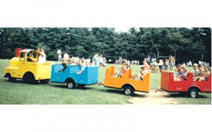 Trackless Train New Jersey | Carnival Ride Rentals | Amusement Ride Rentals