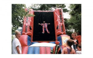 Velcro Web | Rent Inflatables NJ