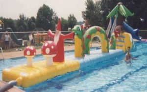 Wizard's Run | inflatable rentals Delaware