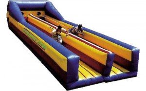 Bungee Run | inflatable obstacle course rental NJ