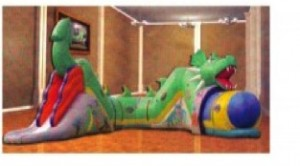 Drekko The Dragon | inflatable rentals PA