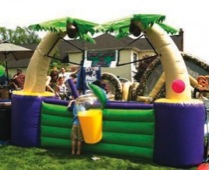 Inflate a Bar for Rent | Inflatable Bar in NY, NJ, PA