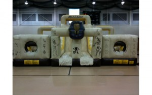 Pharaoh's Tomb | Inflatable rentals New Jersey