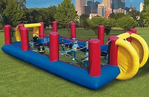 Human Foosball | Inflatable companies in NJ