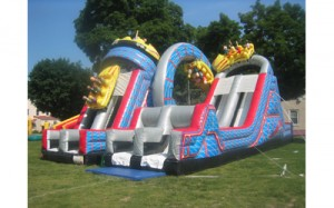 Wild One | Inflatable rentals New Jersey