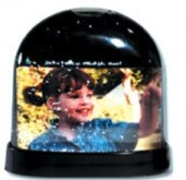 Photo Snow Globes | NJ Photo Rentals