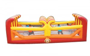 Rapid Fire | Inflatable Sports Game Rentals Delaware