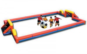 Super Sized Soccer | Inflatable Sports Games Rentals DE