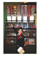 Candy Wall | kids party rentals NJ