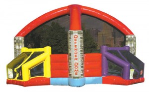 Defender Dome | inflatable rental company DE