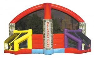 Defender Dome | inflatable rental company DE