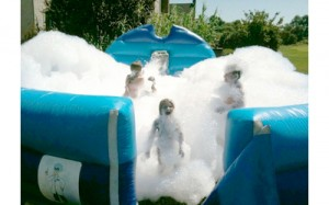Foam Dance Party | Party Rentals in New York | Bar Mitzvah Entertainment