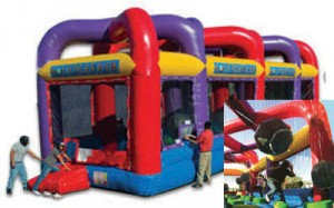 Boulderdash | Inflatable Rentals in New Jersey