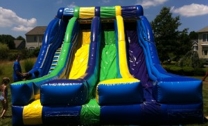 Triple Splash | Water Slides for Rent NJ, PA, MD