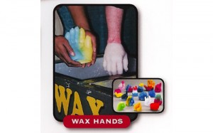 Wax Hands | kids party rentals NJ