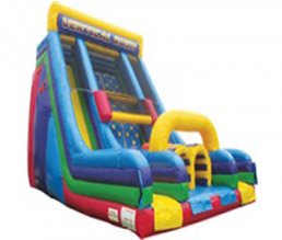 Vertical Rush | Inflatable Rental NY, PA, NJ | Inflatable Obstacle Course