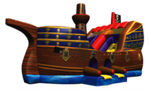 Buccaneer Ship | Inflatables for Rent in PA