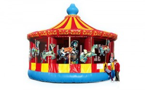 Carousel Bouncer | Bounce House Rental NJ, PA, DE, NY