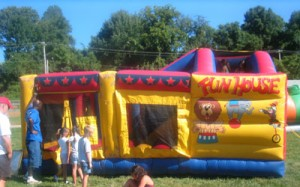 Fun House Combo Bounce | Party Rentals PA
