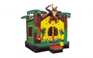 Jungle Bounce House | Party Rentals in New Jersey, New York