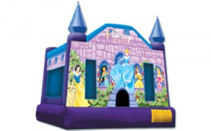 Princess Bounce | inflatable rentals PA