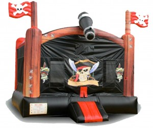 Pirate Bounce | inflatable bouncers rentals NJ