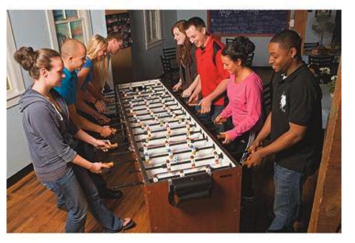 Jumbo Foosball Table | Shooting Games For Rent PA