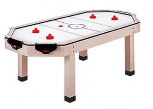 6-Way Air Hockey Table | carnival game rentals nj