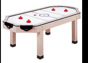 6-Way Air Hockey Table | carnival game rentals nj