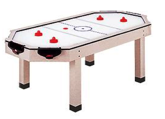 Marvelous 6 Way Air Hockey Table