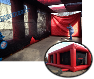 Batting Cage | bounce house for rent in nj