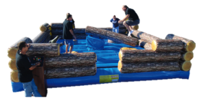 Log Slammer | carnival game rentals philadelphia