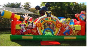 Mickey Park | bounce house nj