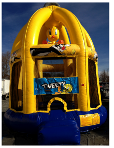 Tweety Bird Bounce | bounce house for rent in nj
