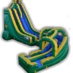 Amazon Twist Water Slide | Inflatable Water Slide For Rent  Burlington NJ
