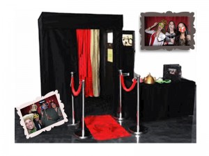 Deluxe Photo Booth Rental in NJ