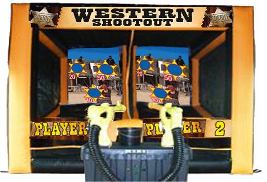 Western shootout - photo#14