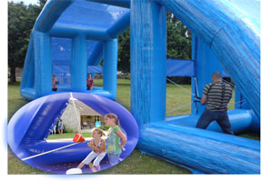 Inflatable-water-wars