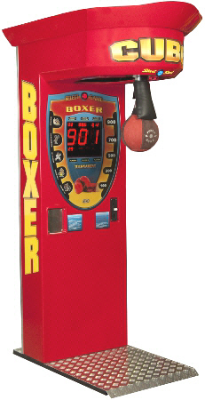 Outlet New Jersey >> Boxing Arcade » Circus Time