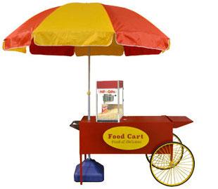 Umbrella-Cart