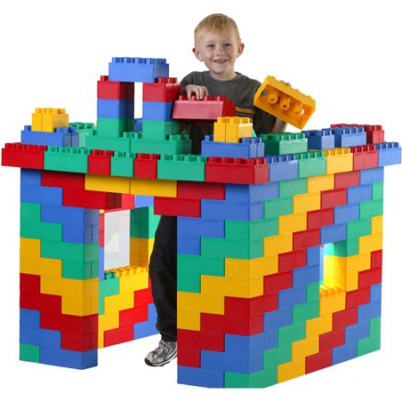 Giant Legos » Circus Time Amusements